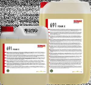 Productpackshots canister Foam X